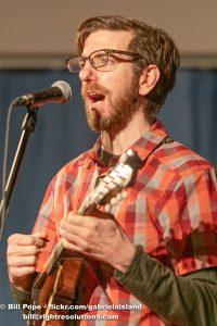 Brad Shipley, Gabriola Musician, Gabriola Songs