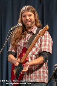 Daniel Peterson, Gabriola Musician