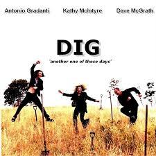 DIG, gabriola Songs, Gabriola Musician