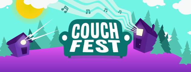 Gabriola Couchfest Musician Guaranty, Gabriola Songs, Gabriola Music