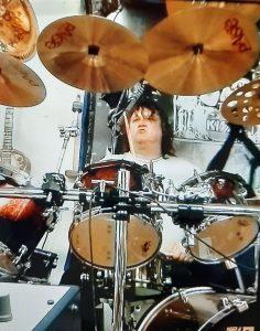 gabriola musician, Rob Popek, gabriola drummer
